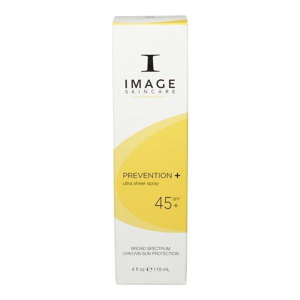 IMAGE Skincare Prevention+ Ultra Sheer Spray- 45 SPF 4 Oz