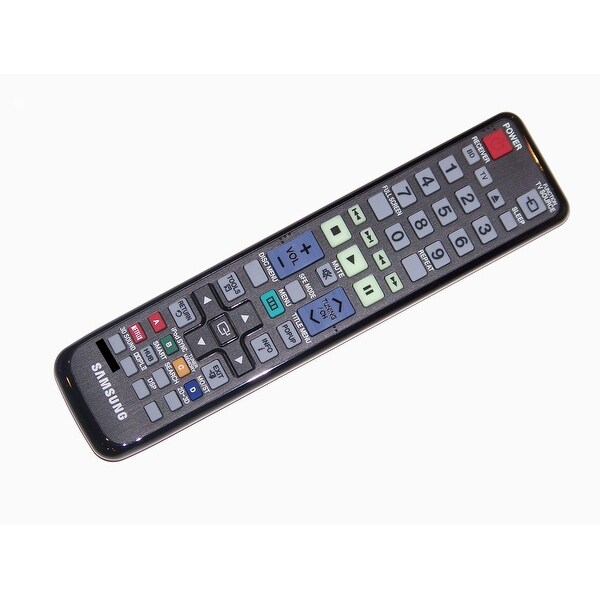 OEM Samsung Remote Control: HT-D6500, HTD6500, HT-D5500/ZA, HTD5500/ZA, HT-D5500, HTD5500, HT-D5350/ZC, HTD5350/ZC