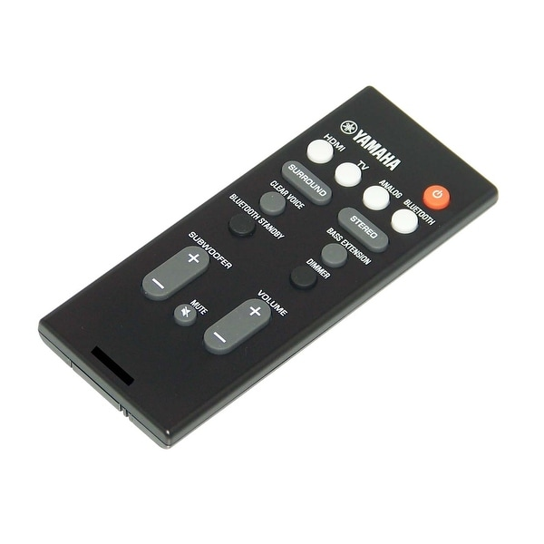 NEW OEM Yamaha Remote Control Originally Shipped With ATS1060, ATS-1060