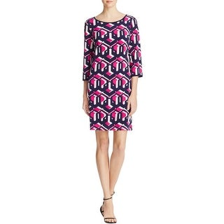 Laundry by Shelli Segal Womens Cocktail Dress Cocktail Sheath