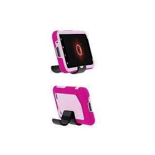 Incipio - Double Cover Silicrylic Case with Stand for HTC DROID Incredible 2 ADR