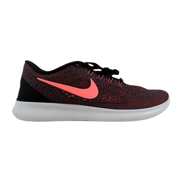 info for 6ab28 22207 Nike Women  x27 s Free RN Black Lava Glow-Off White 831509