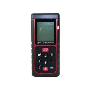 AGPtek Digital Laser Distance Measure Distance Estimator Measuring Range 60m (196ft)