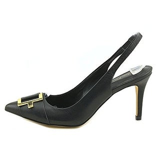 Calvin Klein Women's Galo Cow Roma Pointed-Toe Slingback Pumps
