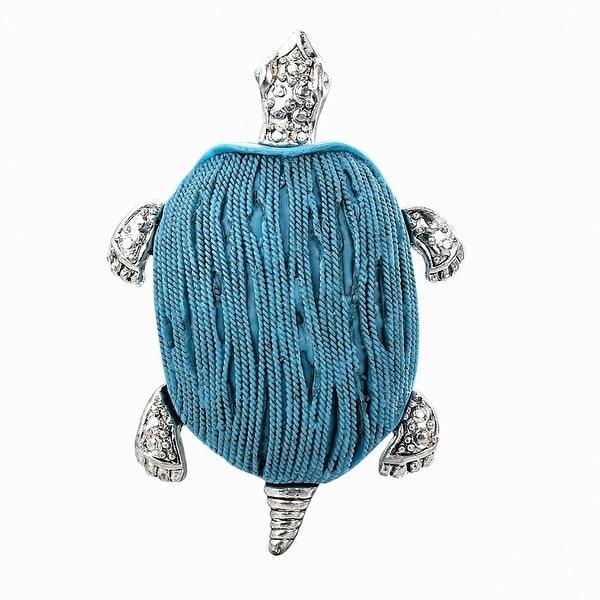 Turquoise Sea Turtle Ring  |Turquoise Sea Turtle