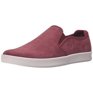 Mark Nason Skechers Mens Knoxville Leather Perforated Fashion Sneakers - 10 medium (d)