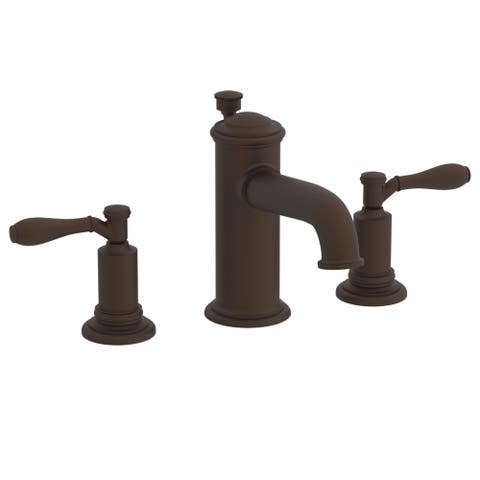 Newport Brass 2550 Ithaca Double Handle Widespread Lavatory Faucet
