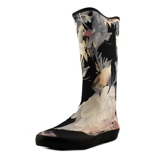 Dirty Laundry Supernova Women Round Toe Canvas Multi Color Rain Boot