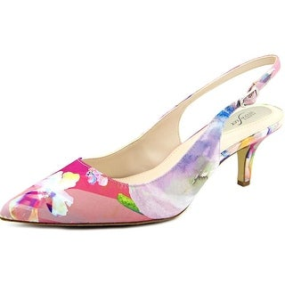 Alfani Babbsy Women  Pointed Toe Synthetic Multi Color Slingback Heel