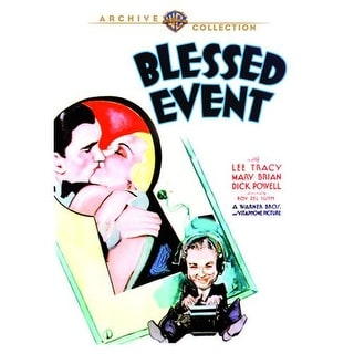 Blessed Event DVD Movie 1932