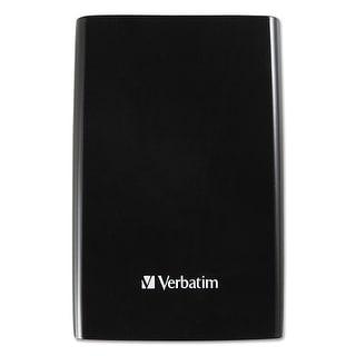 Verbatim 1Tb Store 'N' Go Portable Hard Drive, Usb 3.0, Black 97395