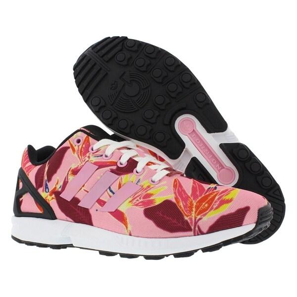 Shop Adidas Zx Flux Floral Print Men's Shoes 10 d(m) us