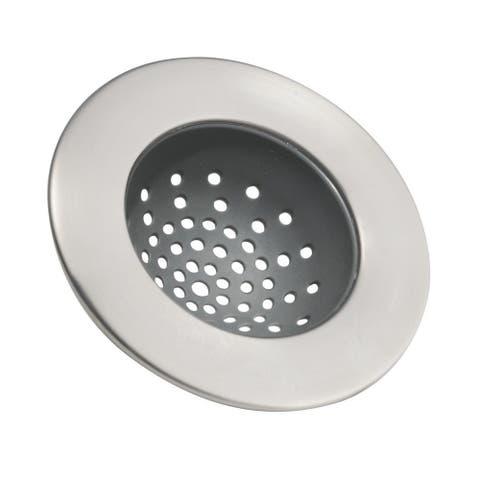 InterDesign 65380 Forma Sink Strainer, Brushed Stainless Steel