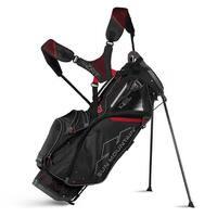 Sun Mountain 2018 4.5 LS Stand Bag - Black / Gunmetal / Red - CLOSEOUT - black / gunmetal / red