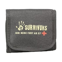 12 Survivors RA43958 Mini Medic First Aid Kit
