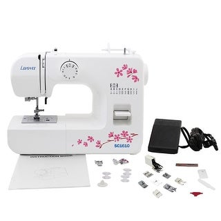 Luova SC1610 Sewing Machine with Bonus Feet