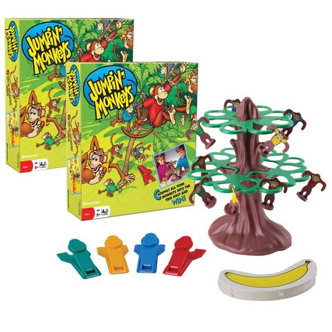(2 Ea) Jumpin Monkeys Game
