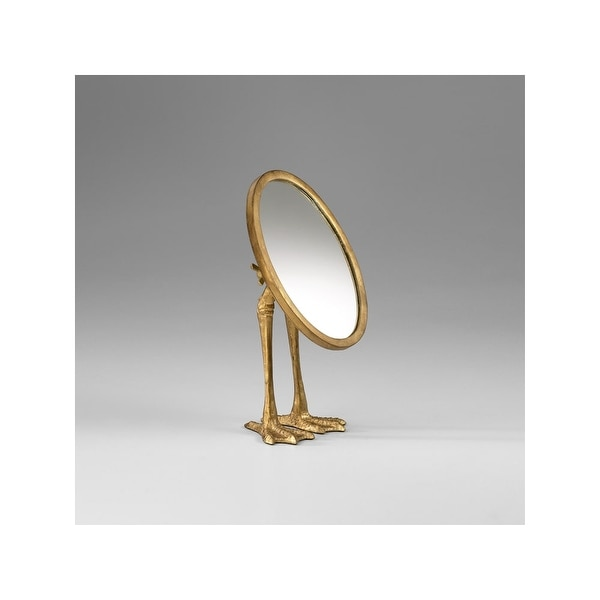"Cyan Design 3098 13"" Duck Leg Mirror - n/a"