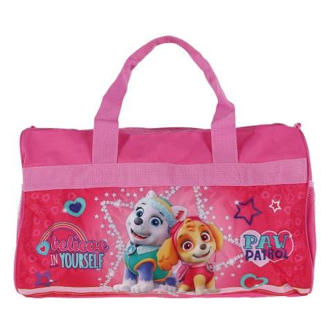 Nickelodeon Girl's Paw Patrol Duffle Bag - one size