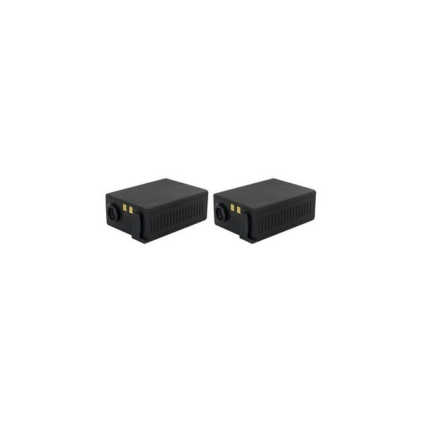 Motorola NLN5860 Replacement Battery (2 Pack)