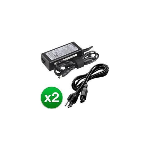 Samsung AD-6019R 60 Watt 19V 3.16A Power Adapter (2 Pack)