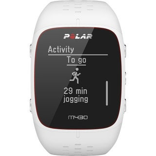 Refurbished Polar M430 GPS Running Watch White Polar M430 GPS Running Watch
