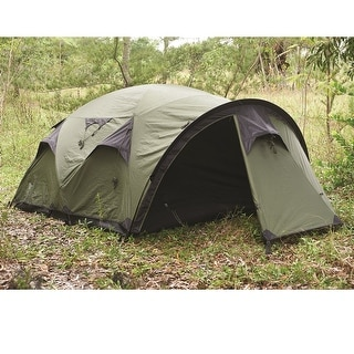 Snugpak The Cave - 4 Person Tent in Olive 92894
