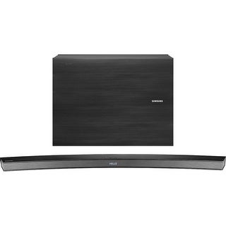 Samsung HW-JM4000 2.1 Wireless Curved SoundBar with Wireless Subwoofer - Black
