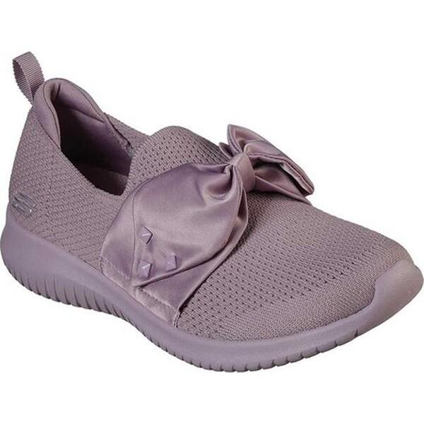 best website 03979 5758e Shop Skechers Women's Ultra Flex Satin Night Slip-On Sneaker ...