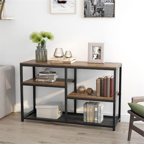 47'' Sofa Console Table, Entryway Table TV Table
