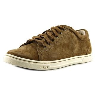 Ugg Australia Tomi Women Suede Tan Fashion Sneakers