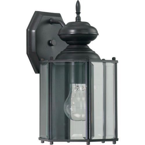 Quorum International Q717 Lantern 1 Light Outdoor Wall Sconce