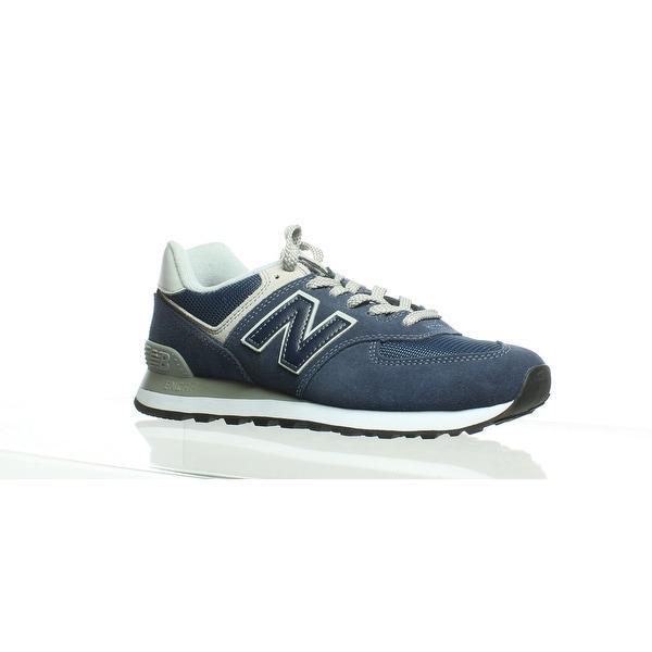 8a165e5b46915 Shop New Balance Womens Wl574en Navy Fashion Sneaker Size 9.5 - Free ...