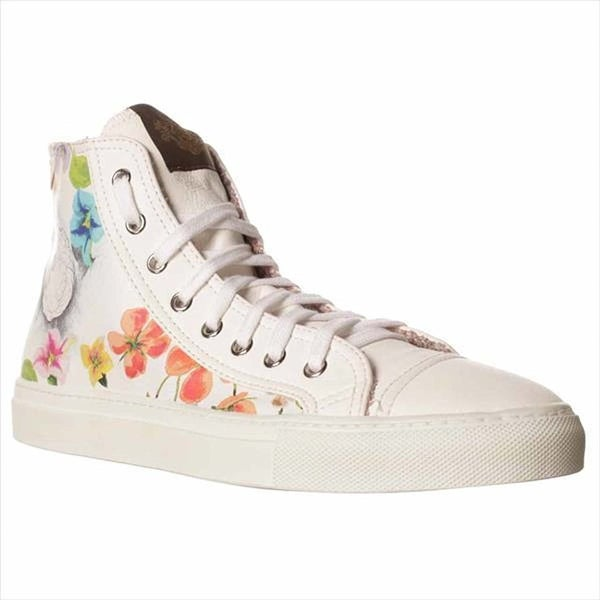 Studswar Sharon High-Top Sneakers - Art Flower - 7