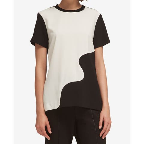 917e72ab24a12f DKNY Tops | Find Great Women's Clothing Deals Shopping at Overstock