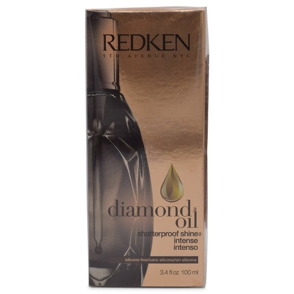 Redken Diamond Oil Shatterproof Shine Intense 3.4 fl Oz
