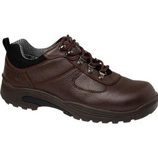 Drew Men's Boulder Brown Tumbled Leather