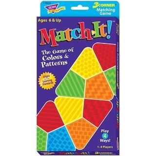 3 Corner Matching Games Match-It
