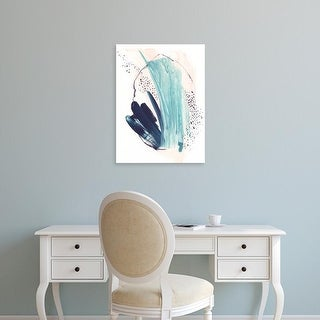 Easy Art Prints Jennifer Paxton Parker's 'Century Plant II' Premium Canvas Art