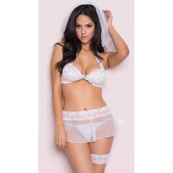 abdd2e26d29 Shop Beautiful Bridal Lingerie Set