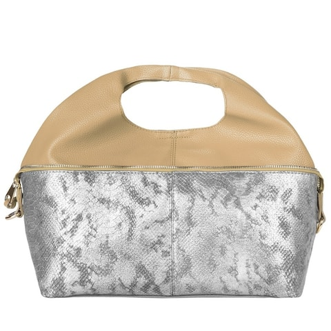 Stylish Tote Bag Convertible Clutch Top Handle Cross Body Purse