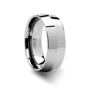 THORSTEN - SHOGUN Knife Edge Tungsten Wedding Band