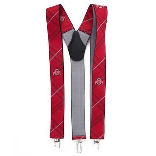 Ohio State University Buckeyes Suspenders