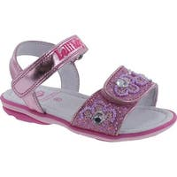 Lelli Kelly Girls Lk1401 Fun Fashion Sandals - Pink Glitter