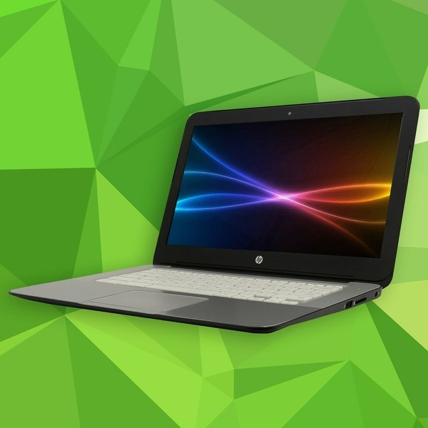HP Chromebook J2L42UA Laptop Intel Celeron 2GB RAM 16GB SSD Chrome Grade B. Opens flyout.