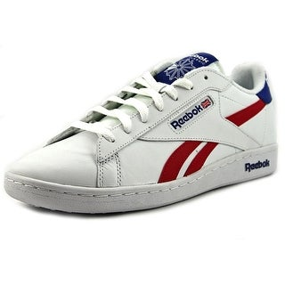 Reebok NPC UK Retro Men   Synthetic White Fashion Sneakers