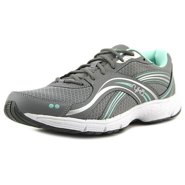 Ryka Spark Women Round Toe Synthetic Gray Walking Shoe