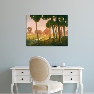Easy Art Prints Graham Reynolds's 'Morning Light II' Premium Canvas Art