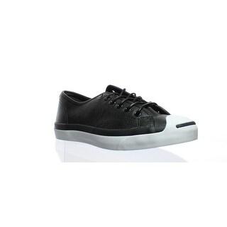 Converse Womens Jp Jack Ox Black Fashion Sneaker Size 5.5