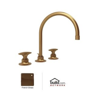 Rohl MB2029DM-2 Michael Berman Widespread Bathroom Faucet includes Brass Pop-Up